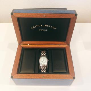 フランクミュラー(FRANCK MULLER)の新品 フランクミュラー トノウカーベックス パステルグリーンアラビア SS(腕時計)