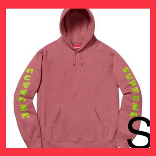 シュプリーム(Supreme)のsupremeGradient Sleeve HoodedSweatshirt (パーカー)