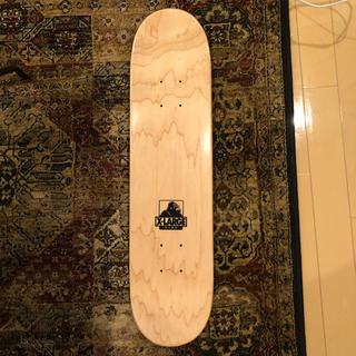 XLARGE - エクストララージ キッズ サイズ スケートボード デッキのみ