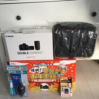 キヤノン(Canon)の2019年新春ヨドバシカメラ福袋一眼レフデジカメの夢(デジタル一眼)