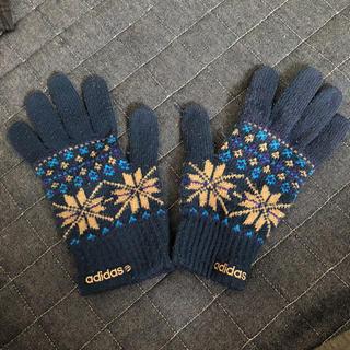 アディダス(adidas)のadidas!手袋!(手袋)