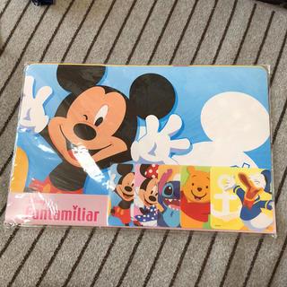 ディズニー(Disney)のディズニーストア ファンタミリア ランチョンマット コースター プレイスマット(テーブル用品)