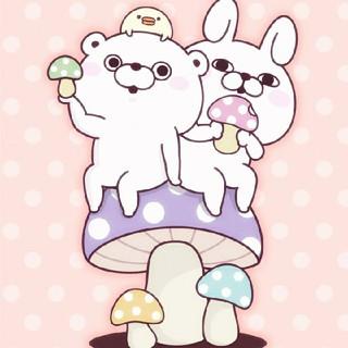 ♥美品♥ファー付きベーシックAラインコート♥(毛皮/ファーコート)