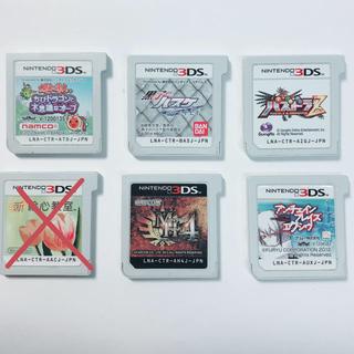 ニンテンドー3DS(ニンテンドー3DS)の3DSカセット (携帯用ゲームソフト)