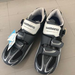 シマノ(SHIMANO)のシマノ 087 自転車用シューズ 新古品 未使用(その他)