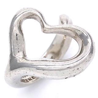 ティファニー(Tiffany & Co.)のティファニー エルサペレッティ オープンハート リング 約6.5号(リング(指輪))