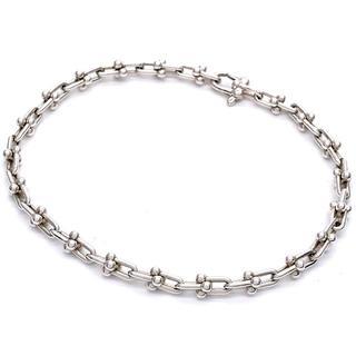 ティファニー(Tiffany & Co.)のティファニー ハードウェア マイクロ リンク ブレスレット(ブレスレット/バングル)