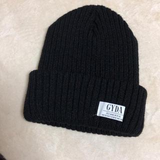 ジェイダ(GYDA)のニット帽 GYDA(ニット帽/ビーニー)