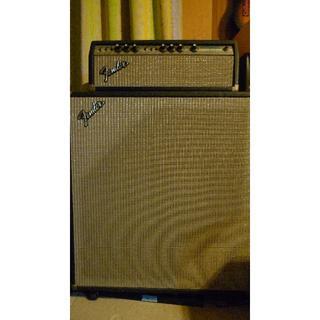 Fender Bassman 50 USA 1978年(パワーアンプ)