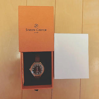 サイモンカーター(SIMON CARTER)のサイモンカーター SIMON_CARTER チックタック(腕時計(アナログ))