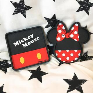 ディズニー(Disney)のディズニー ラバーコースター(テーブル用品)