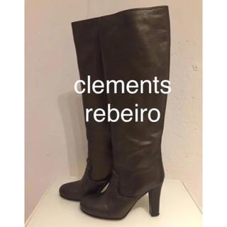 クレメンツリベイロ(CLEMENTS RIBEIRO)のクレメンツリベイロ☺︎美脚ロングブーツ(ブーツ)