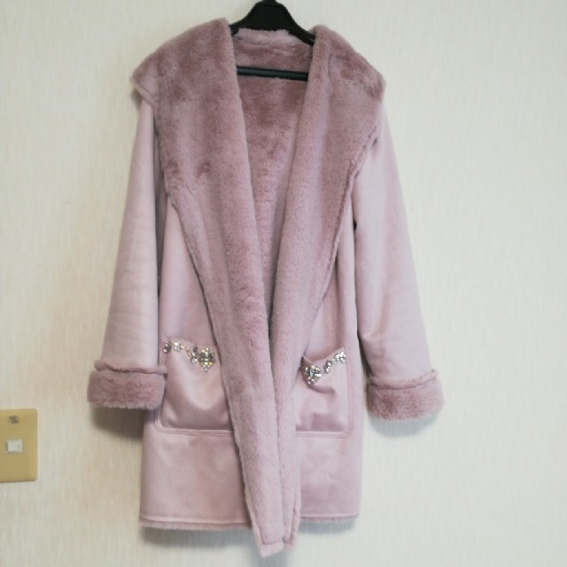 suzutan(スズタン)のコート レディースのジャケット/アウター(ロングコート)の商品写真