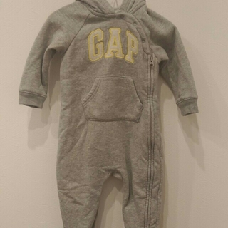 ベビーギャップ(babyGAP)のとあ様✨babyGap 80 12-18m カバーオール ジャンプスーツ(カバーオール)
