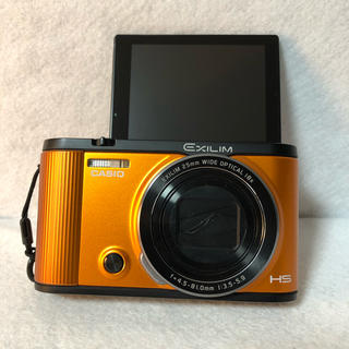 カシオ(CASIO)のWi-Fi対応 CASIO デジタルカメラ EXILIM EX-ZR1600EO(コンパクトデジタルカメラ)