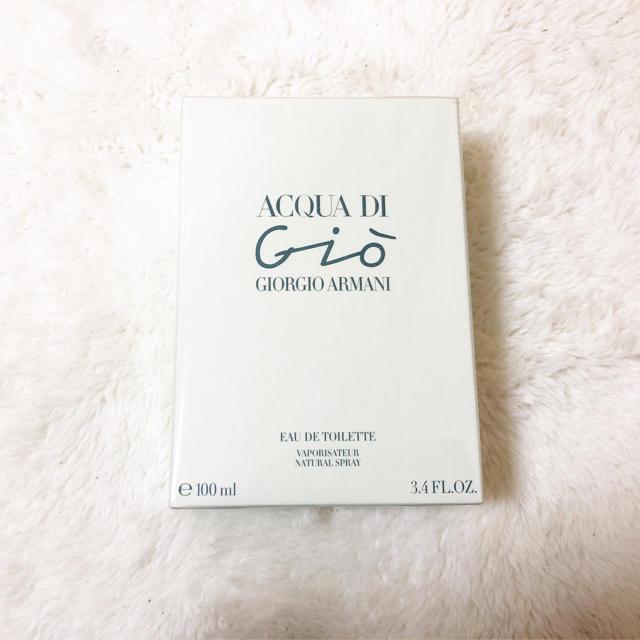 Armani(アルマーニ)のアルマーニ アクア ディ ジオ オードトワレ 香水 100ml  コスメ/美容の香水(香水(男性用))の商品写真