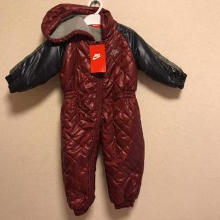 ナイキ(NIKE)の新品  NIKE ジャンプスーツ 定価13650円 80 防寒カバーオール(ジャケット/コート)