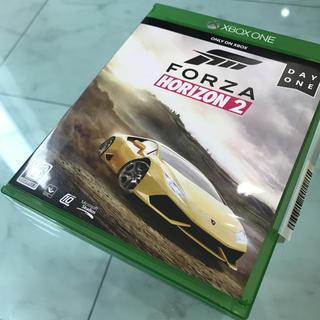 エックスボックス(Xbox)のXbox One  FORZA HORIZON2 【中古】(家庭用ゲームソフト)