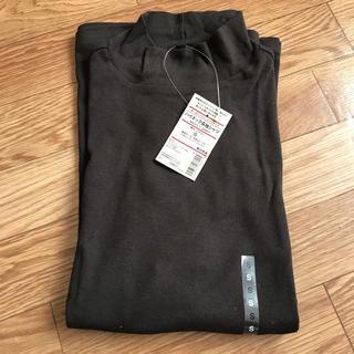 MUJI (無印良品) - 無印良品 ハイネック長袖シャツ sizeS