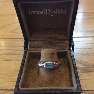 ローリーロドキン(Loree Rodkin)の0123様専用 Loree Rodkin シルバーリング 9号(リング(指輪))