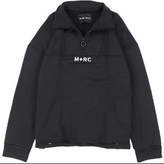 エムピウ(m+)のマルシェノア M+RC NOIR   MID ZIPPER / BK(ダウンジャケット)