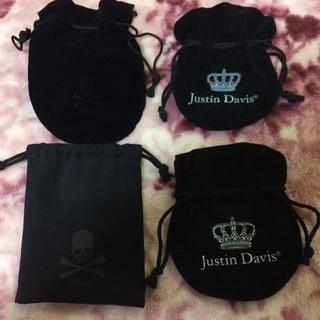 ジャスティンデイビス(Justin Davis)のロエン&ジャスティンデイビスの保存袋2個ずつセット(ショップ袋)