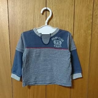 パプ(papp)の【80cm】Tシャツ ◇ papp(Tシャツ)