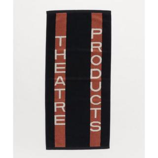 HOTMAN × THEATRE PRODUCTS ストライプロゴパイルタオル