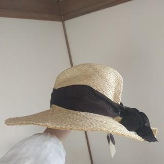 566f1cc2085 ドゥーズィエムクラス(DEUXIEME CLASSE)のローラハット 麦わら帽子 Lola HATS FIRST AID BIS