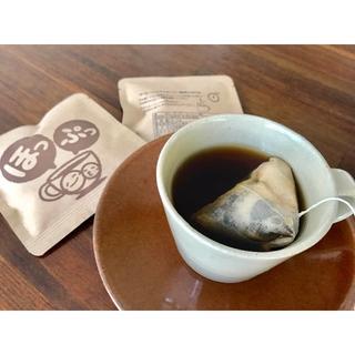 【新春特別企画!】ほっぷっオリジナルブレンド珈琲 通常分に2袋増で10袋入り!(コーヒー)