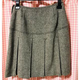 ザジ(ZAZIE)の膝上スカート 美品(ミニスカート)