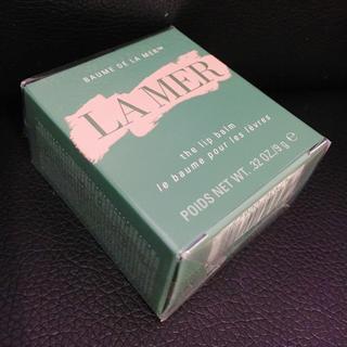 ドゥラメール(DE LA MER)の新品未開封DELAMERドゥラメールザ・リップ バーム(リップケア/リップクリーム)
