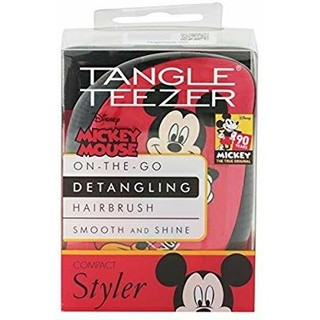 ディズニー(Disney)のタングルティーザー コンパクトスタイラー ミッキーマウス(ヘアブラシ)