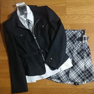 キスキス(XOXO)のxoxo 制服*小学生卒業式(スカート)