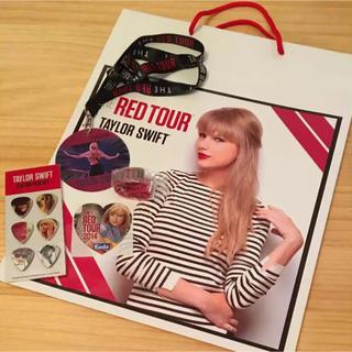テイラーデザイン(Taylor Design)のTaylor Swift THE RED TOUR 2014 VIPグッズ(ミュージシャン)