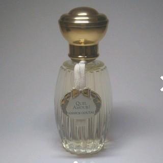 アニックグタール(Annick Goutal)の美品 アニックグタール ケラムール オードトワレ 100ml(香水(女性用))
