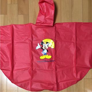 ディズニー(Disney)のディズニー ポンチョ レインコート(レインコート)