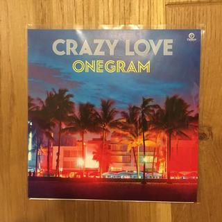 即Sold Out☆ONEGRAM Crazy Love(R&B/ソウル)