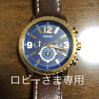 フォッシル(FOSSIL)の[値下げ中]F OSSIL腕時計(腕時計(アナログ))