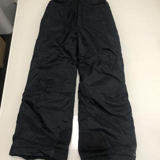 コロンビア(Columbia)の💙コロンビア💙スキーパンツage8💙黒💙130-140cm(ウエア)