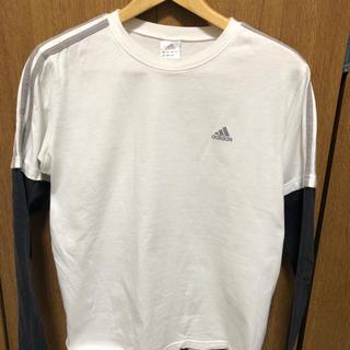 アディダス(adidas)のアディダス Tシャツ(Tシャツ/カットソー(七分/長袖))