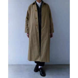 ポロラルフローレン(POLO RALPH LAUREN)の別格 高級 90s ビンテージ ラルフローレン オーバーサイズ ロング コート(ステンカラーコート)