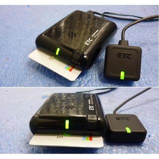 シガー電源【古野電気】カード期限案内付アンテナ分離型ETC・FNK-07T(ETC)