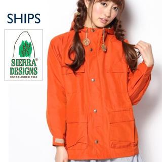 シェラデザイン(SIERRA DESIGNS)のSIERRA DESIGNS KIDS マウンテンパーカー SHIPS ロクヨン(ナイロンジャケット)