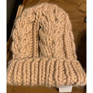 ロンハーマン(Ron Herman)のロンハーマン購入 ミスターミトンズ ニット帽(ニット帽/ビーニー)