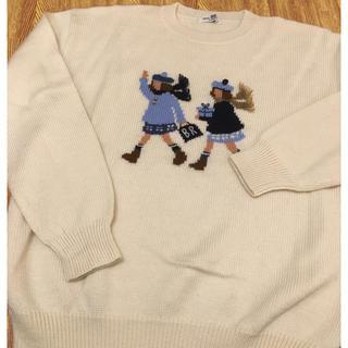 ファミリア(familiar)の[Familiar] 160サイズ セーター(ニット)