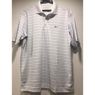 ナイキ(NIKE)のNIKEナイキ ゴルフシャツ(ポロシャツ)