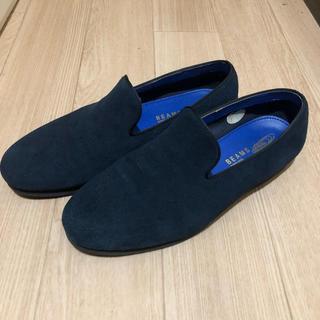 ビームス(BEAMS)の【送料無料】  BEAMS 靴 27cm(スリッポン/モカシン)