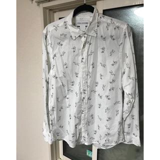 キムジョーンズ(KIM JONES)の新品ジーユーキムジョーンズシャツ サイズL(シャツ)