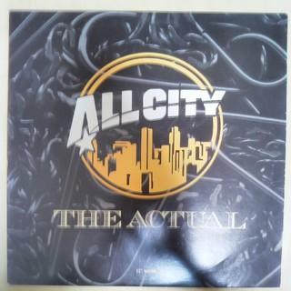ALL CITY(ターンテーブル)